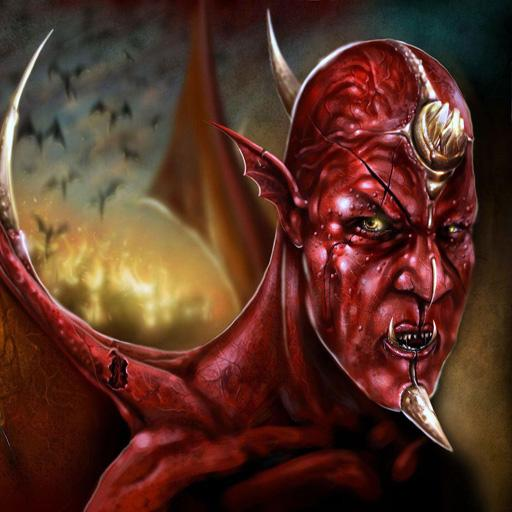 娱乐のニース悪魔の壁紙 LOGO-記事Game
