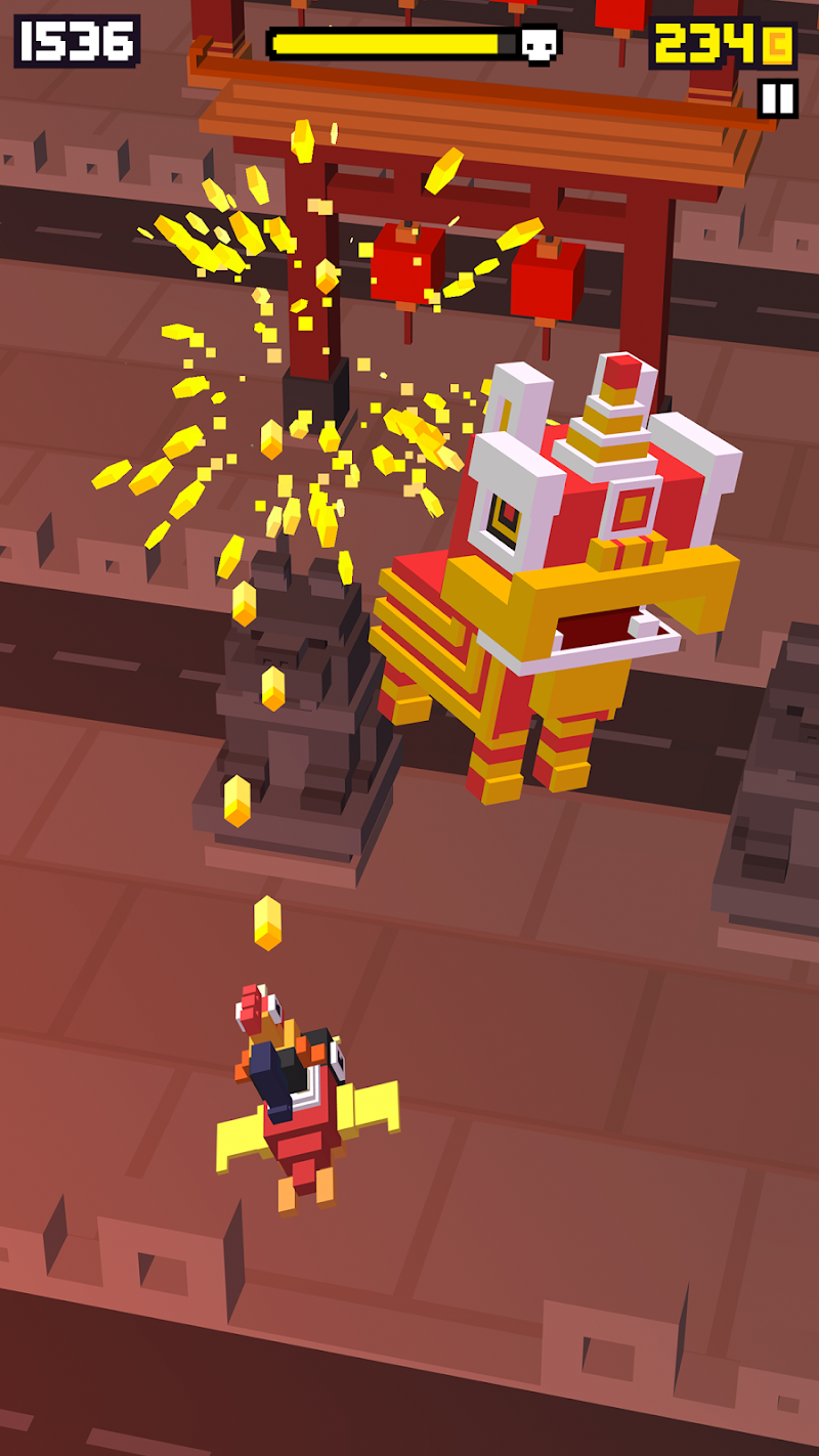 Shooty Skies - Arcade Flyer Screenshot 6