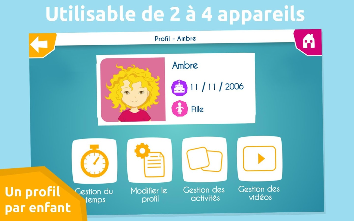 GulliMax - Abonnement enfant- screenshot