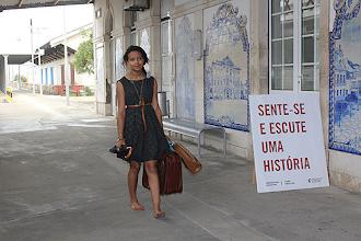 Photo: Intervenção na estação de comboios