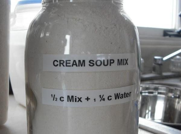 Cream Soups Mix    By Freda Recipe