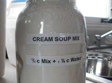 Cream Soups Mix    By Freda