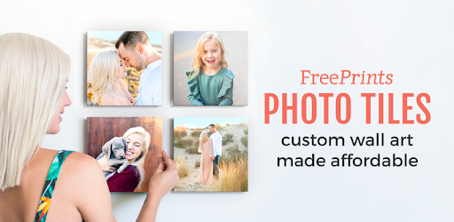 Get a free premium photo tile each month. No subscriptions. No commitments.™