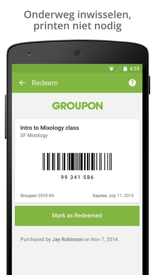 beste coupon app