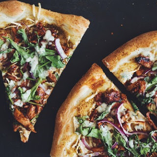 Bbq Chik'un Pizza With Ranch