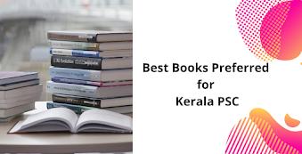Best Books for Kerala PSC Exam