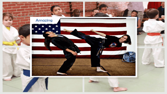 American Martial Arts - náhled