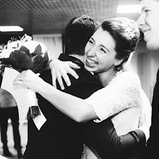 Wedding photographer Evgeniya Maksimova (evmax). Photo of 08.12.2017