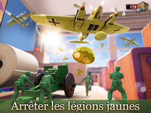 Army Men Strike  captures d'écran 4