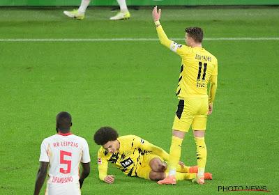 Dortmund komt met duidelijkheid over speelkansen van Axel Witsel