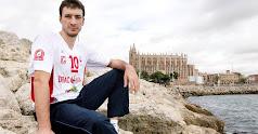 Falasca es leyenda del voleibol español.