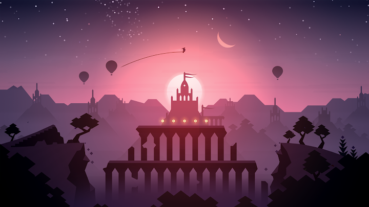 Alto's Odyssey Android App Screenshot