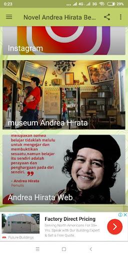 Andrea kumpulan pdf novel hirata