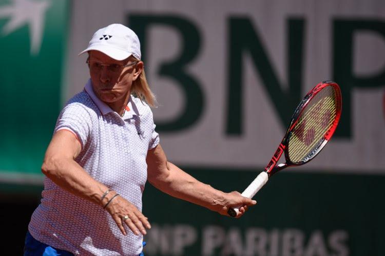 """Navratilova laat zich uit over het voorbije tennisseizoen: """"Zij is de grootste verrassing"""""""