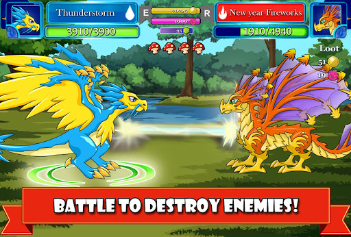Dragon Battle  6