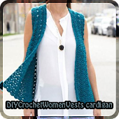 DIY WOMEN CROCHET VEST