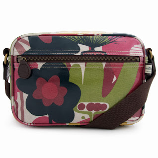 Wild Floral Mini Box Bag