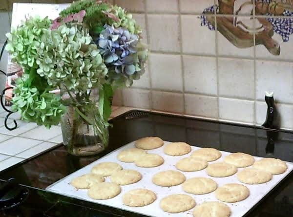Snicker Doodles (another Variation) Recipe