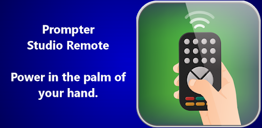 Prompter Studio Remote - Apps on Google Play