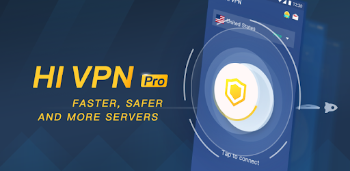 Hi VPN Pro - Free Unlimited Proxy & Hotspot VPN - Apps on Google Play