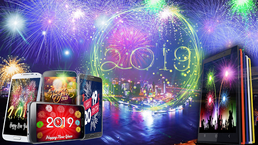 New Year Wallpapers 2019 HD 1.0.2 screenshots 1
