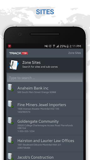 TrackTik Guard Tour 5.7.104 screenshots 6