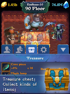Mine Legend –  Idle Clicker & Tycoon Mining Games 15