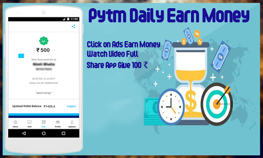 Download Earn Free Recharge : Paytm Cash on PC & Mac with AppKiwi