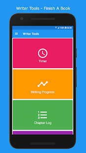 Writer Tools - Story Planner + Tracker For Writers - náhled