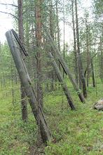 Photo: Сталинский лагерь.