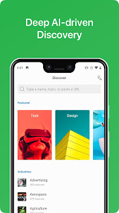 App Feedly - Smarter News Reader APK for Windows Phone