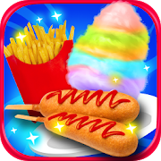 Street Food Maker - French Fries & Corn Dogs FREE