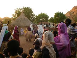 Photo: dancing the Kambala, Kadugli, South Kordofan, Sudan