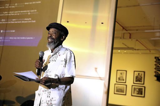 South Africa's poet laureate, Keorapetse Kgositsile, died on Wednesday after an illustrious career as a poet and activist in America and Africa. The writer says none of the South African literati command the sort of respect that Bra Willie engenders. / Sydney Seshibedi