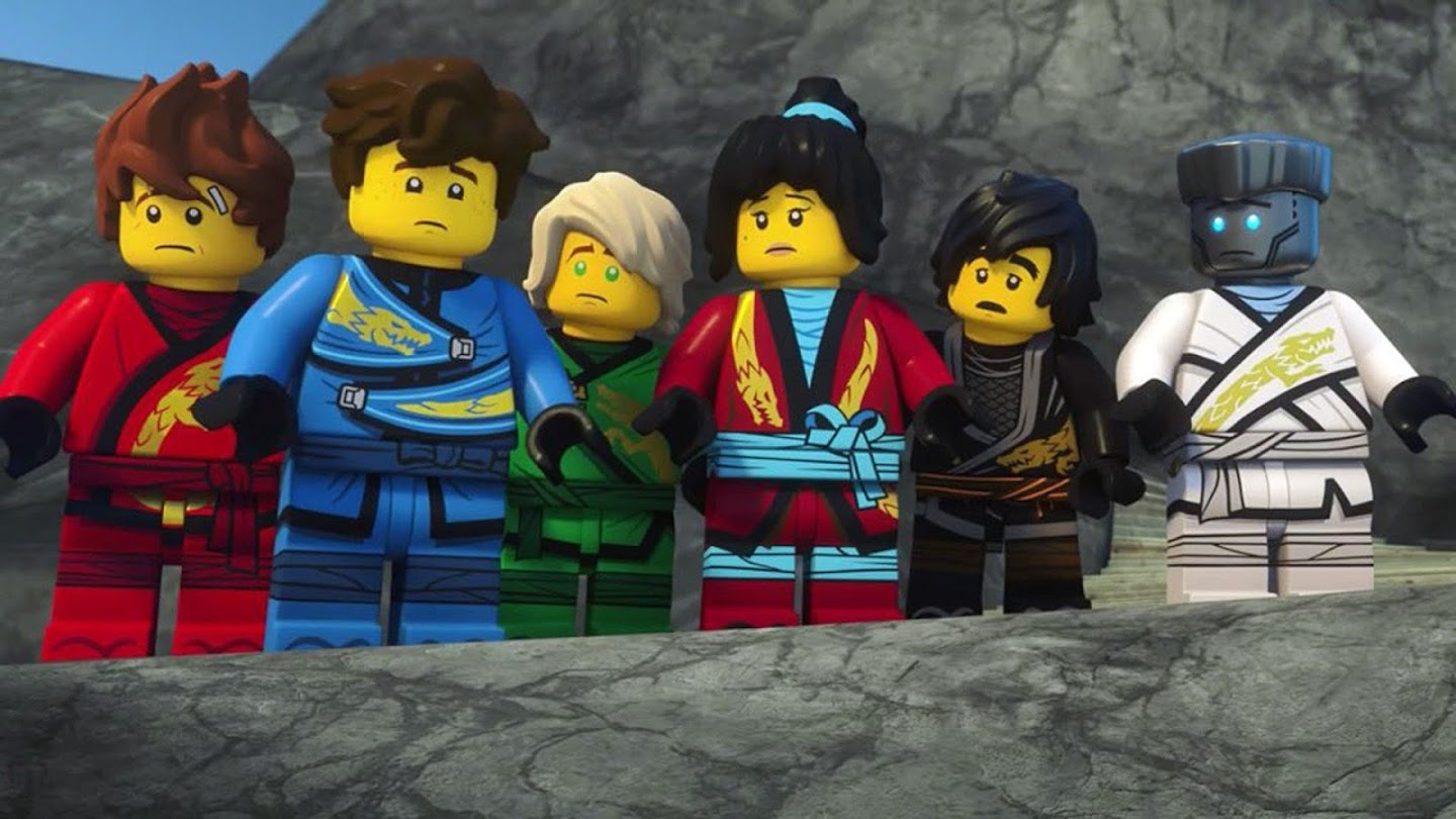 Watch Ninjago: Masters of Spinjitzu: March of the Oni live