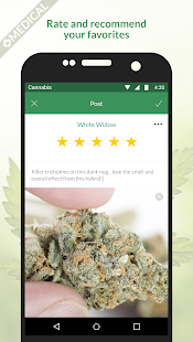MassRoots: Medical Cannabis- screenshot thumbnail