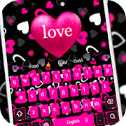 App Pink girl love keyboard APK for Windows Phone