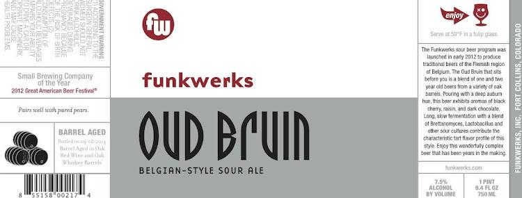 Logo of Funkwerks Oud Bruin