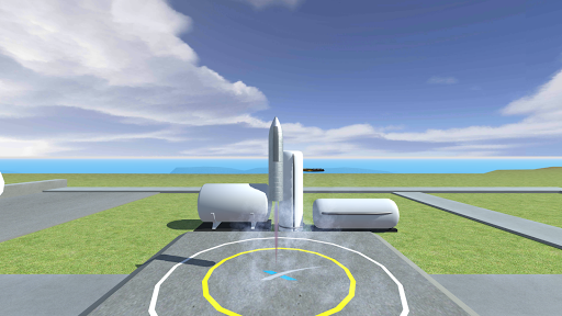 Télécharger Gratuit SpaceFleX Rocket Company apk mod screenshots 2