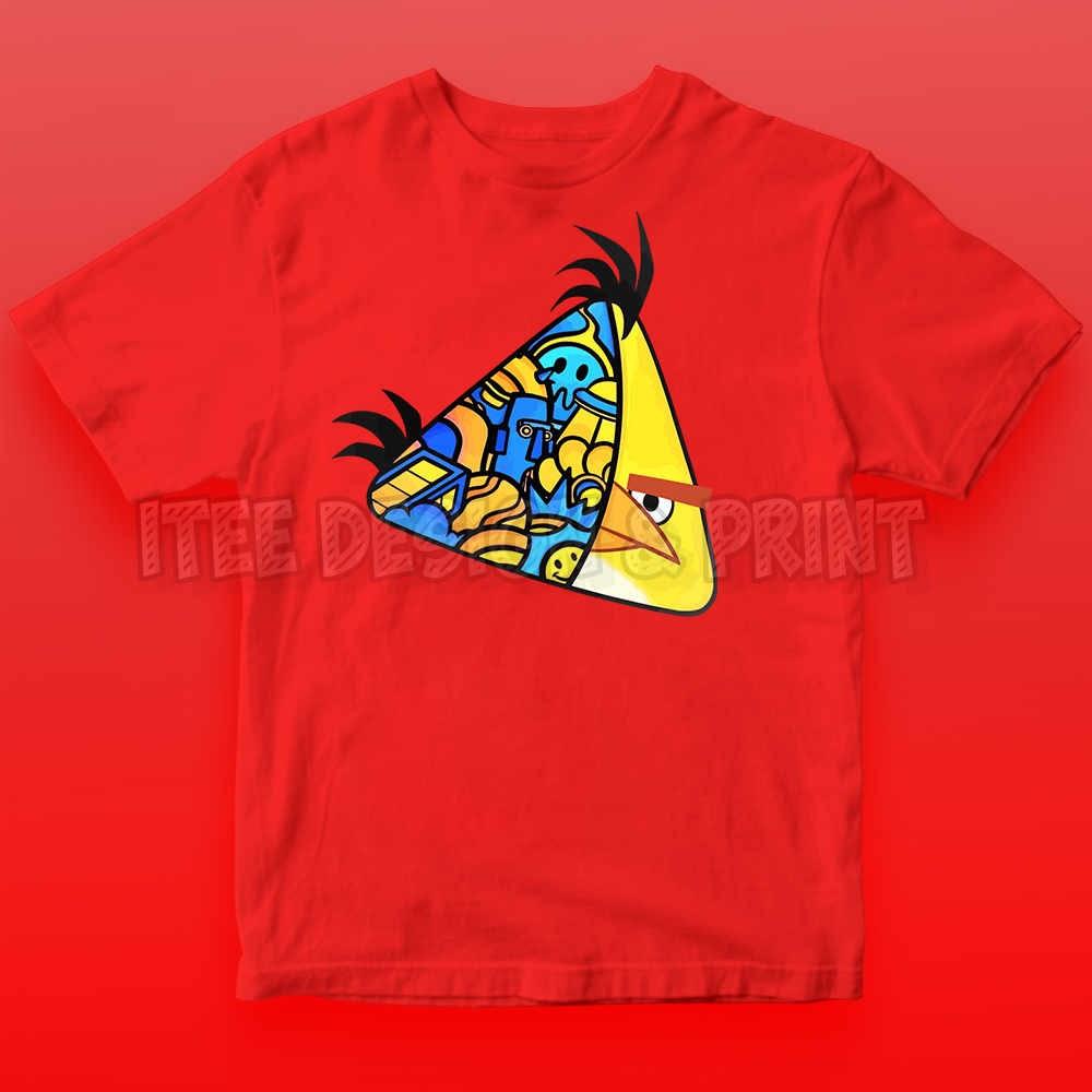 Chuck Angry Bird Yellow 7