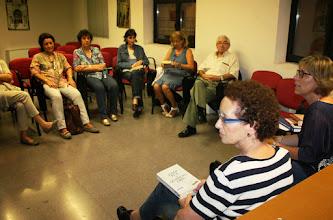 Photo: La Fundació Josep Pla dinamitza el club de lectura de la biblioteca de Bellpuig