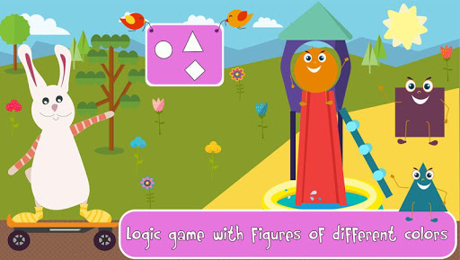 Shapes And Colors Educational Games For Kids ASO Report