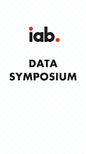 IAB Data Symposium