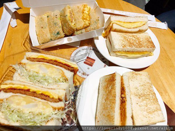 真芳吐司 每口都吃到滿滿爆漿起士的碳烤吐司與超澎派招牌三明治