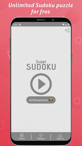 Sudoku - Free Sudoku Puzzles screenshots 1
