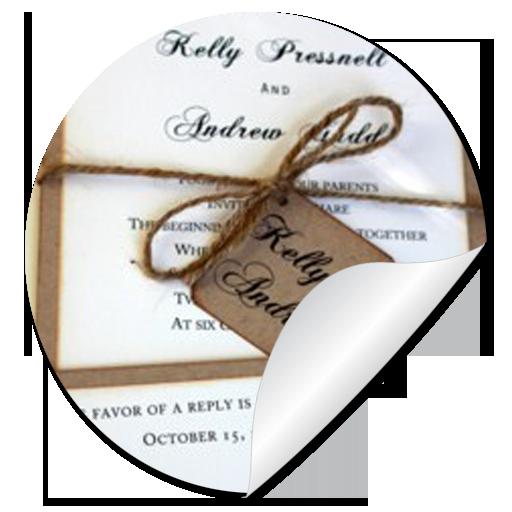 素朴な結婚式の招待状 生活 App LOGO-APP試玩