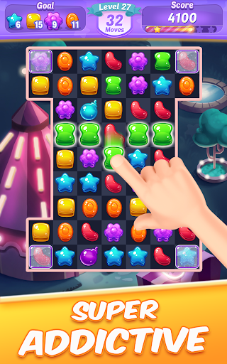 Cookie Crush Match 3 screenshot 3