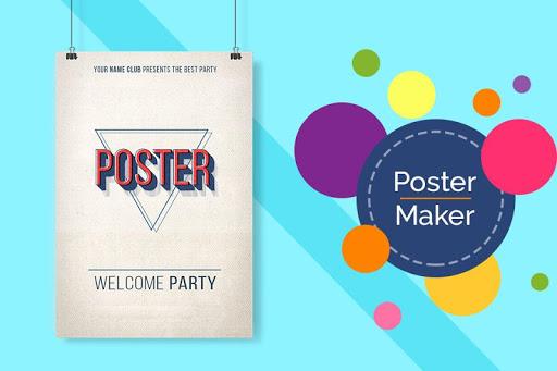 poster design poster maker business flyers by pic make lab google