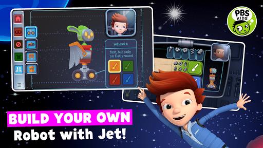 Jet's Bot Builder: Robot Games screenshots 1