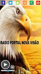 Download Rádio Portal Nova visão For PC Windows and Mac apk screenshot 2
